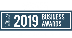 TIMES 2019 Service Excellence Award